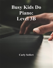 Busy Kids Do Piano: Level 3B cover image