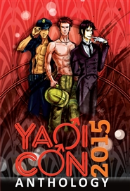 YaoiCon 2015 Anthology cover image