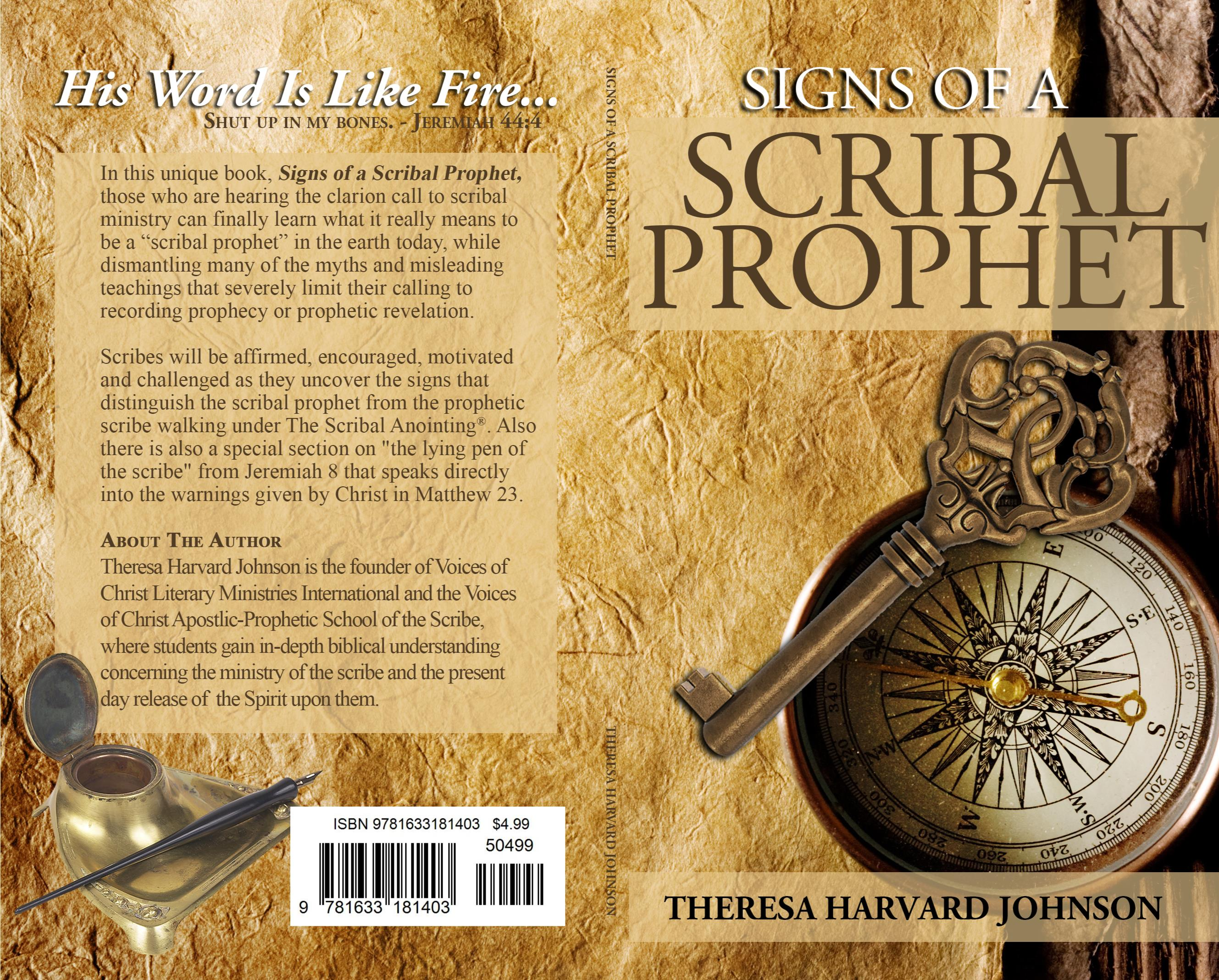 Signs of a Scribal Prophet cover image