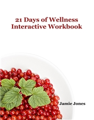 21 Days of Wellness Interactive Workbook cover image