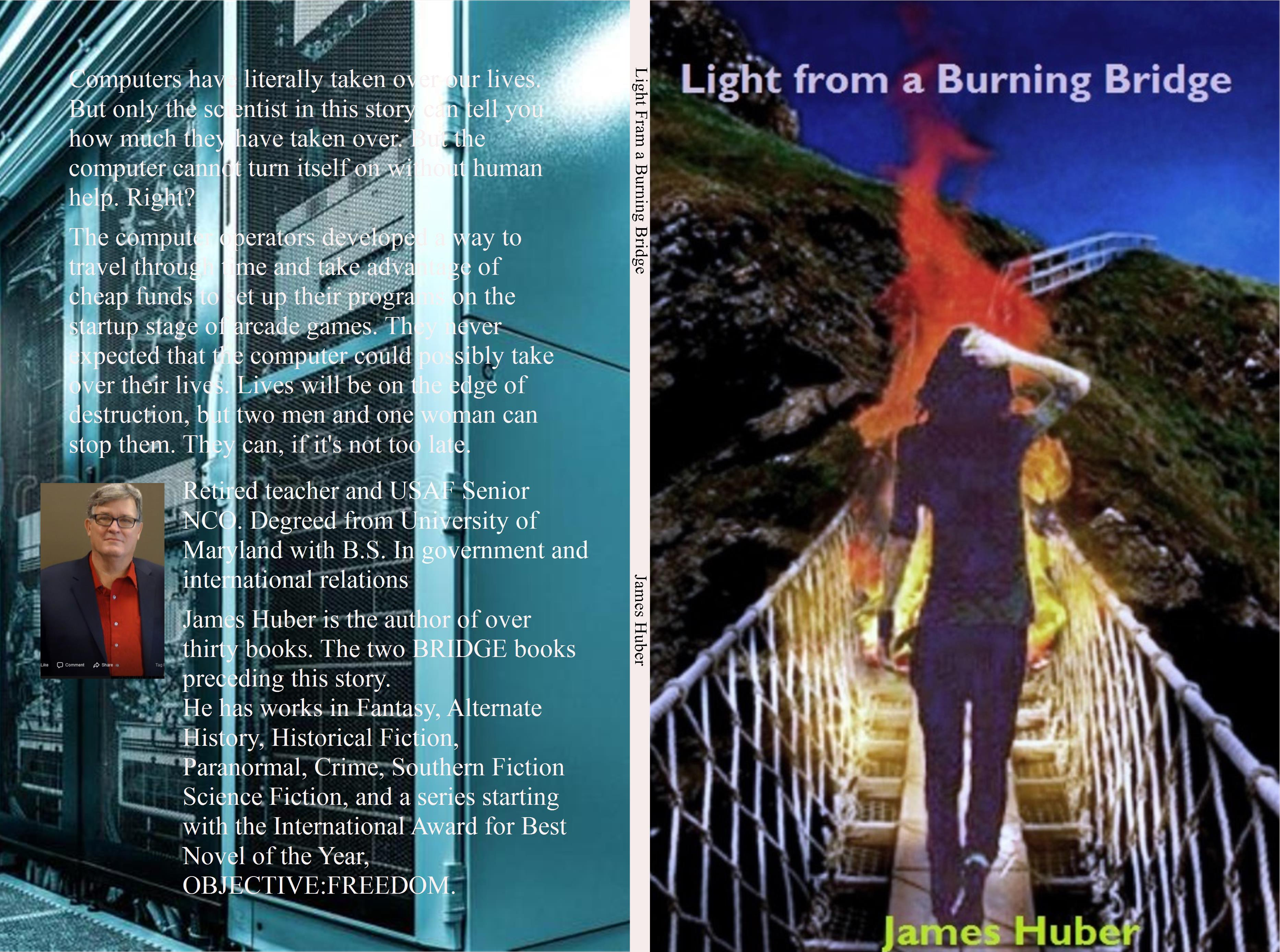 Light From a Burning Bridge cover image