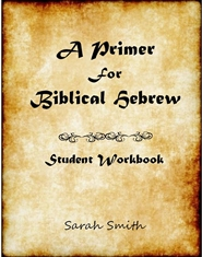 A Primer for Biblical Hebrew cover image