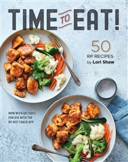 Time To Eat! cover image
