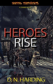 HEROES RISE cover image