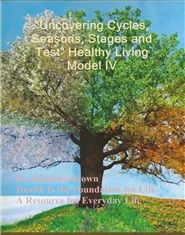 """Uncovering Cycles, Seasons, Stages and Test"" Healthy Living Model IV cover image"