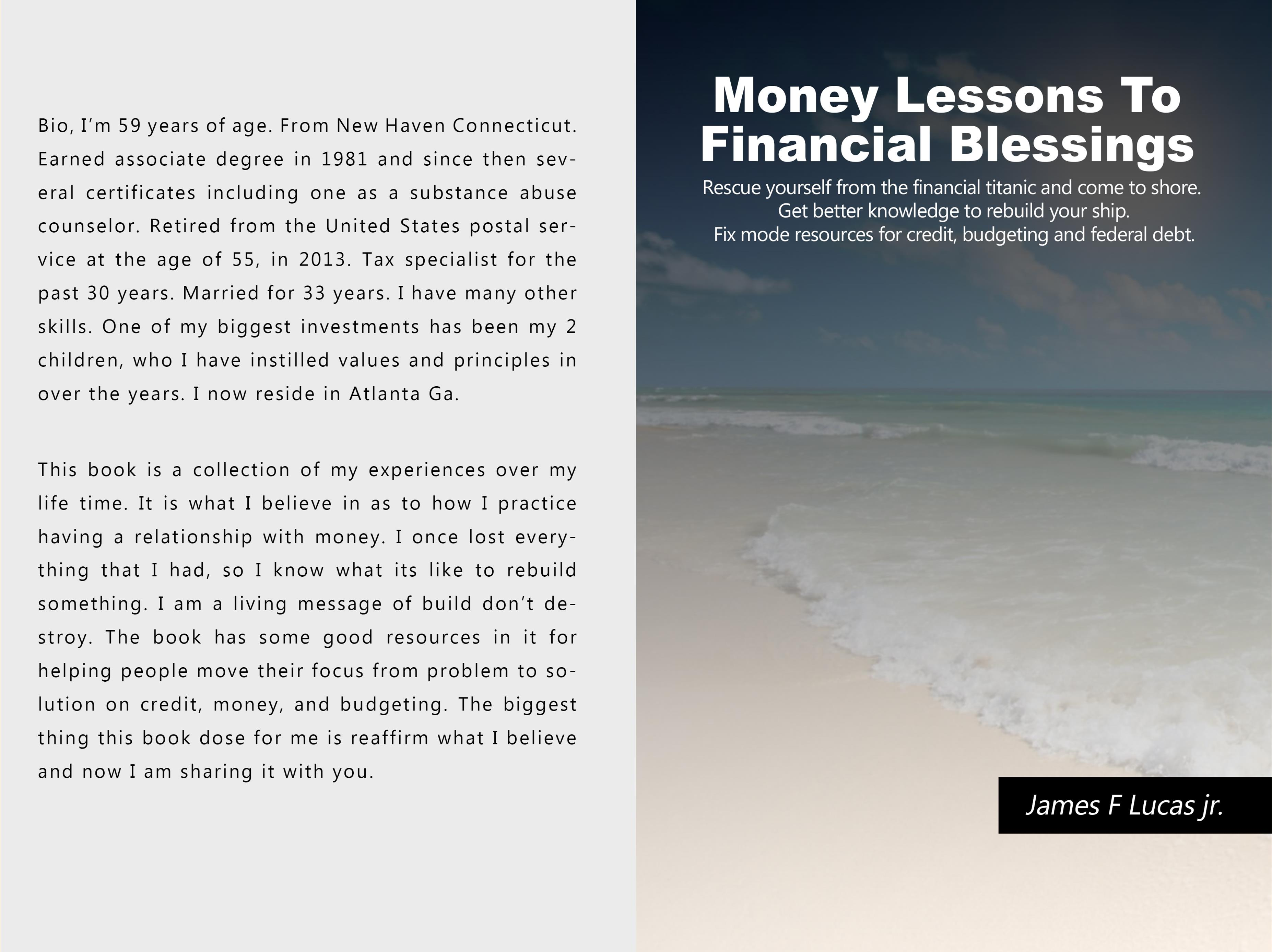 Money Lessons To Financial Blessings cover image