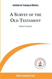 A Survey of the Old Testament cover image