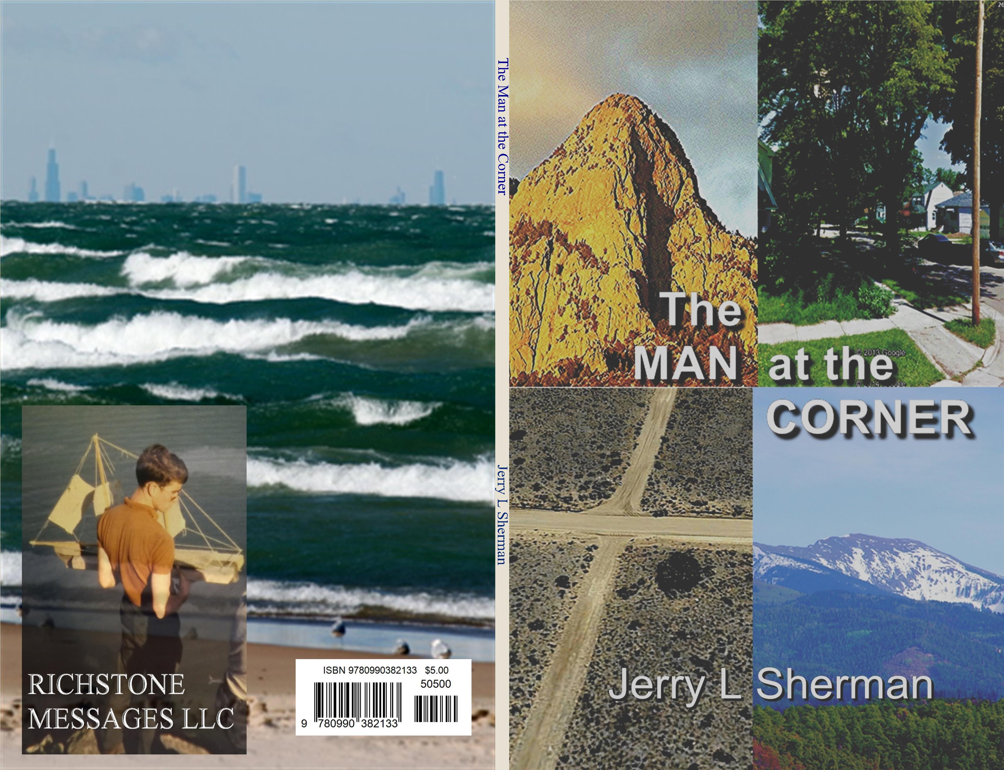 The Man at the Corner cover image