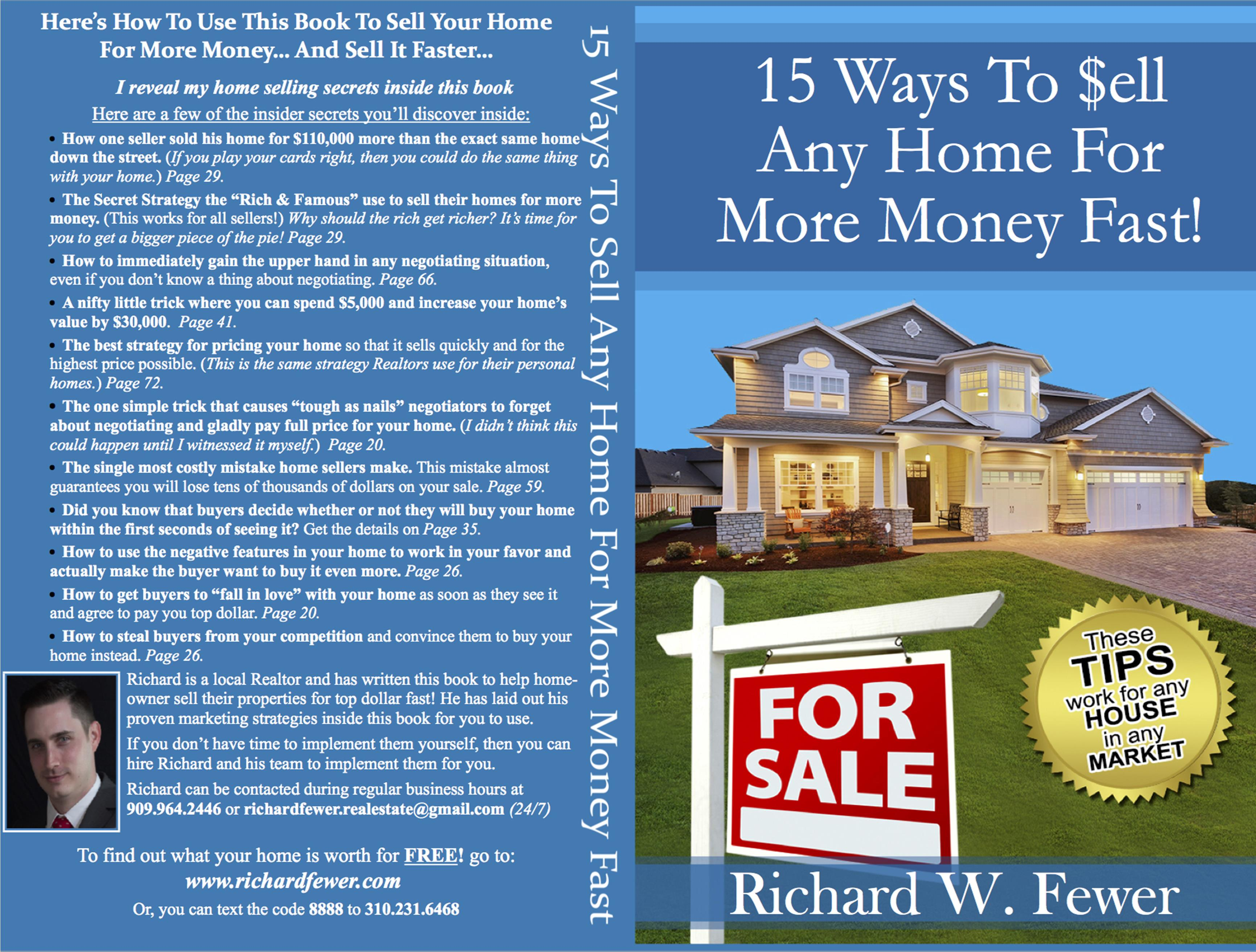 Ways to sell your house quickly 28 images 89 ways to help sell your home by phil lande issuu - How to sell a house quicker five tricks that help ...