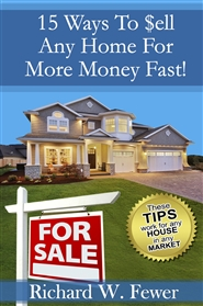 15 Ways To Sell Your House For More Money Fast cover image