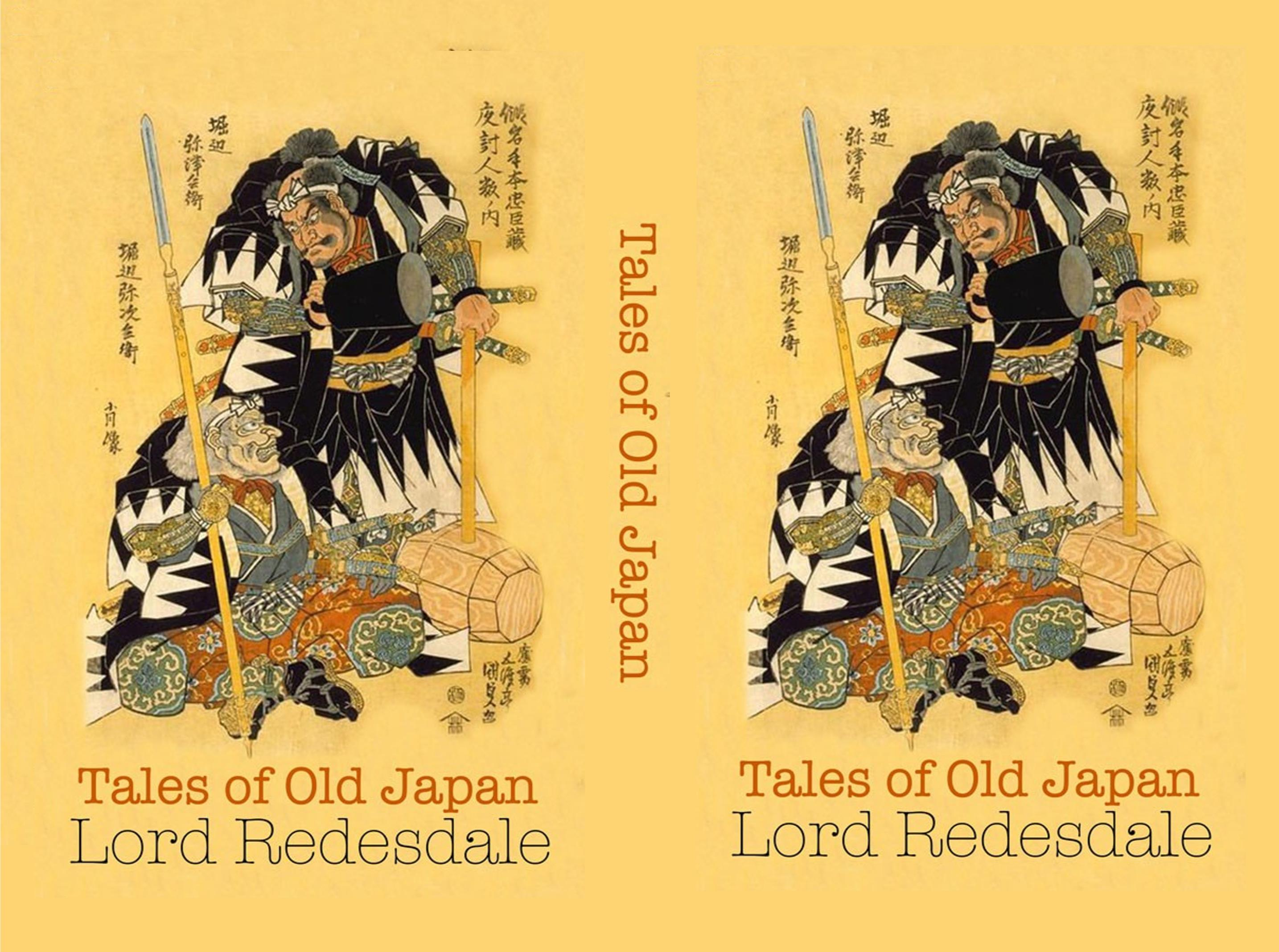 Tales of Old Japan cover image