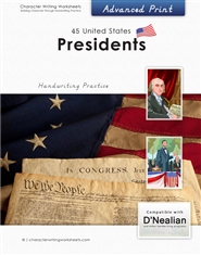 DN - The Presidents - Advanced Print cover image