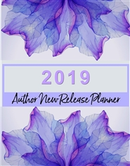 2019 Author New Release Planner cover image