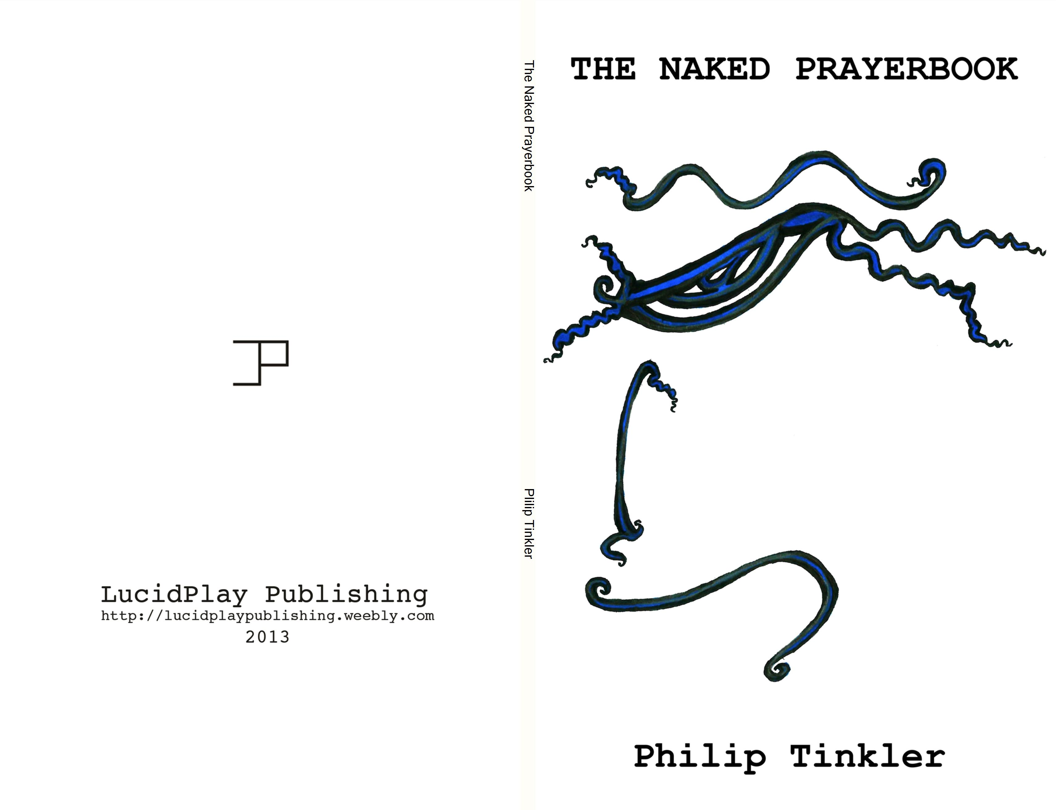 The Naked Prayerbook cover image