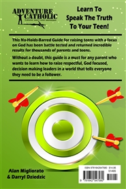 Teaching Teens To Fail. The 5-Step Field Guide For Parenting Success cover image