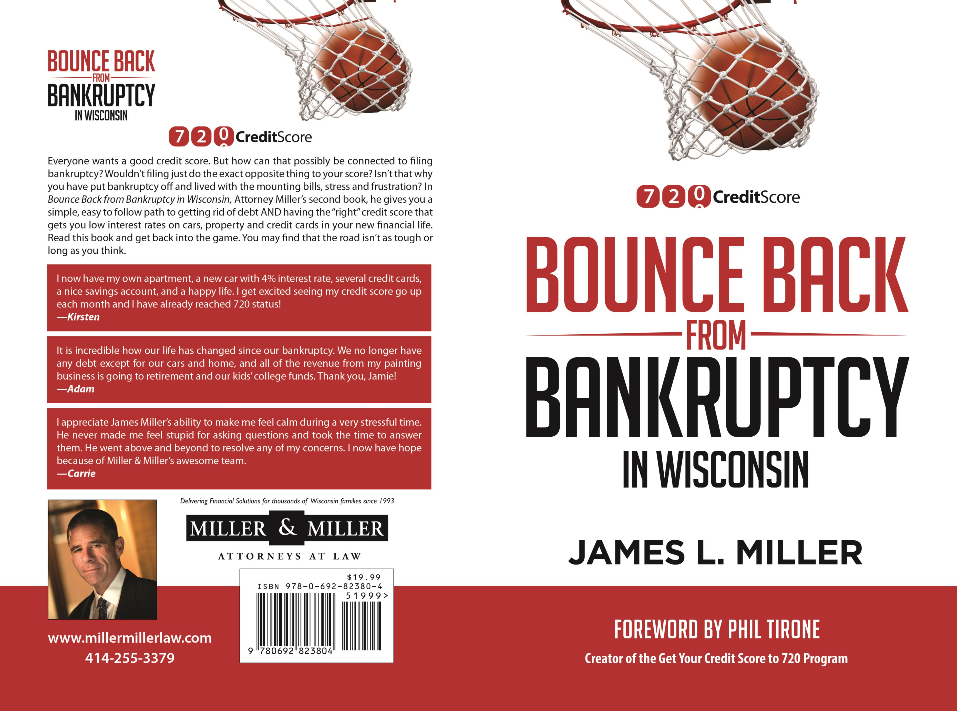 Bounce Back From Bankruptcy cover image