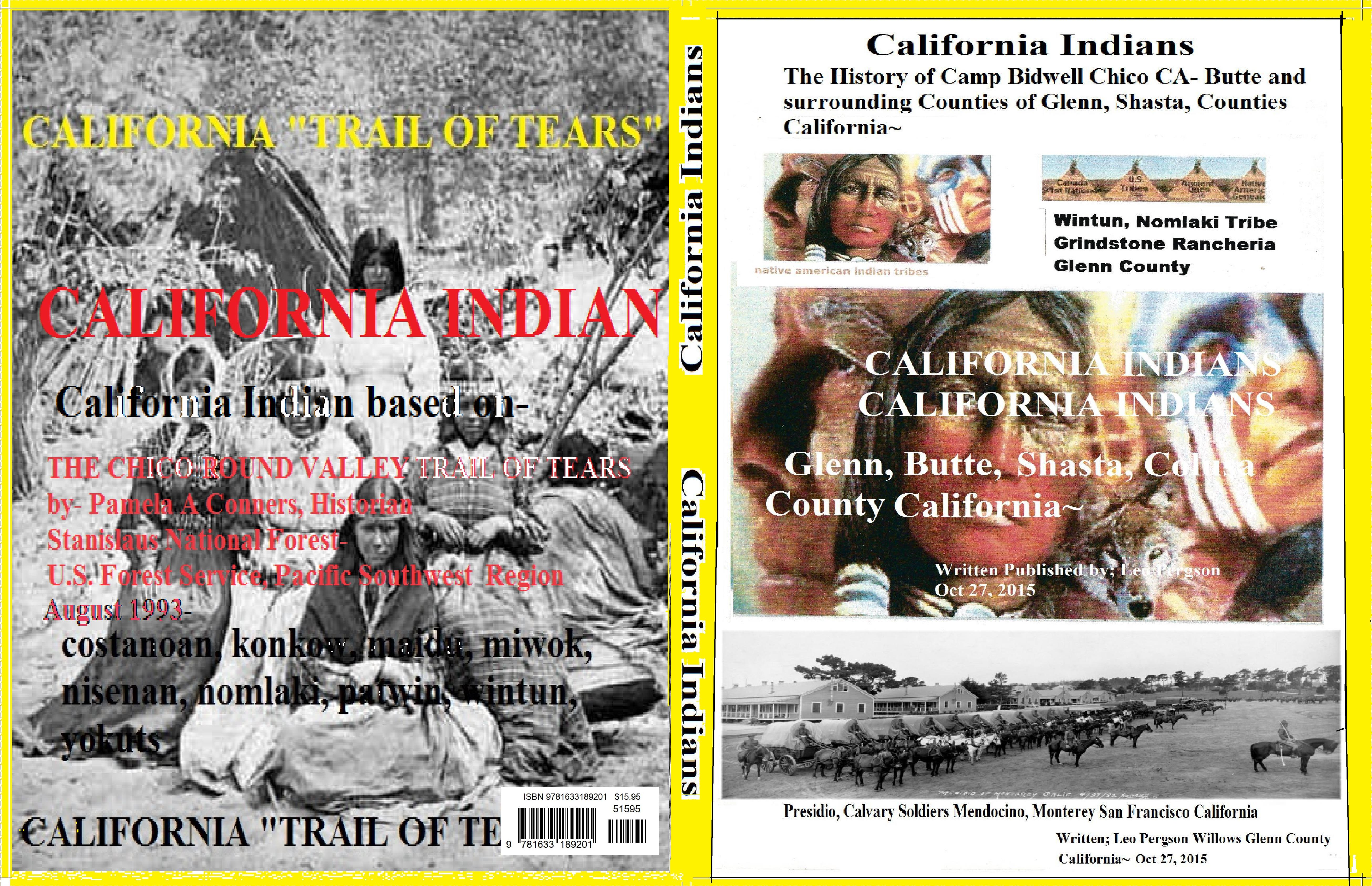 California Indian 1848 Hildalgo Treaty-Part II- cover image