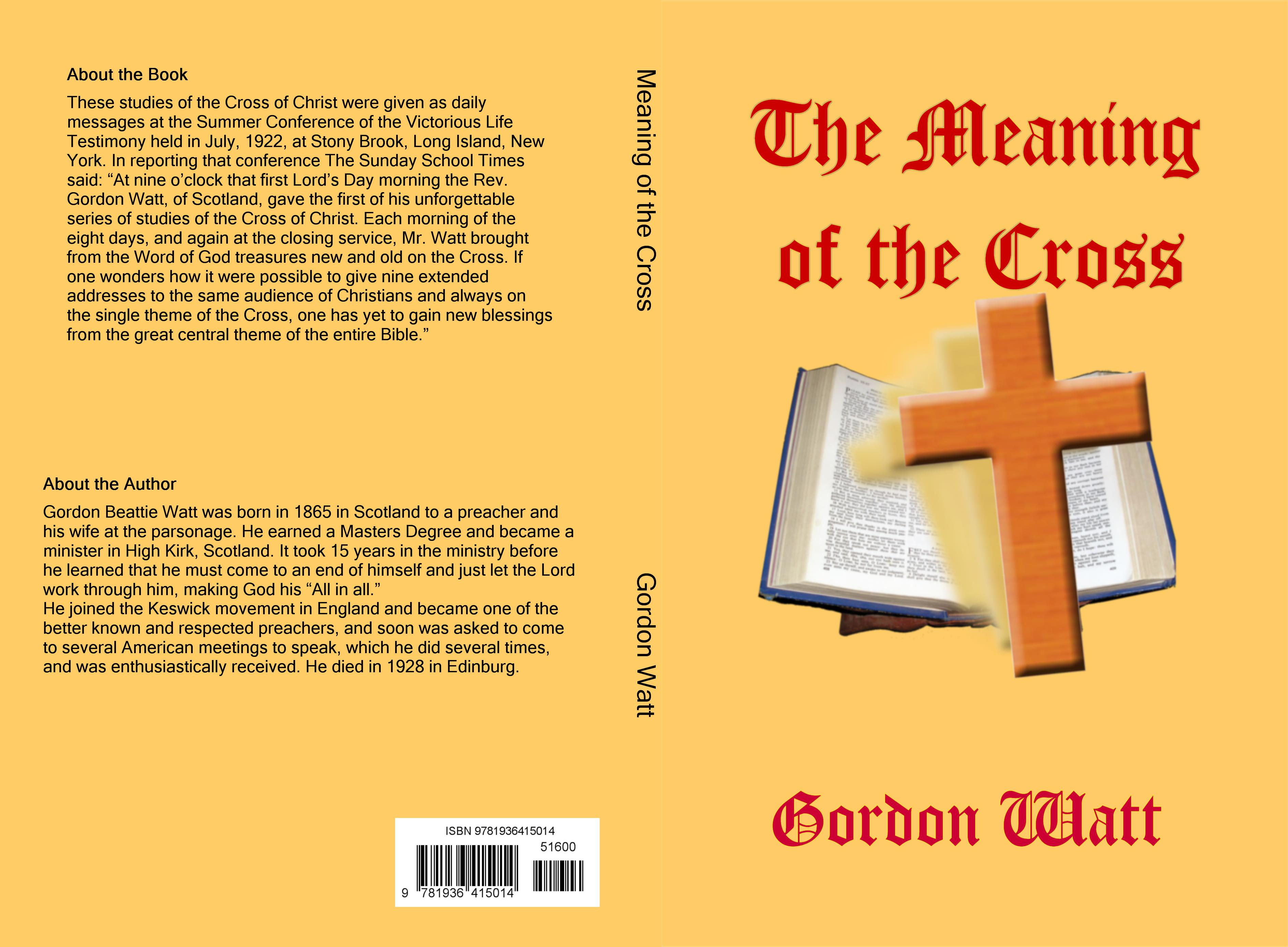 The Many Meanings of the Cross