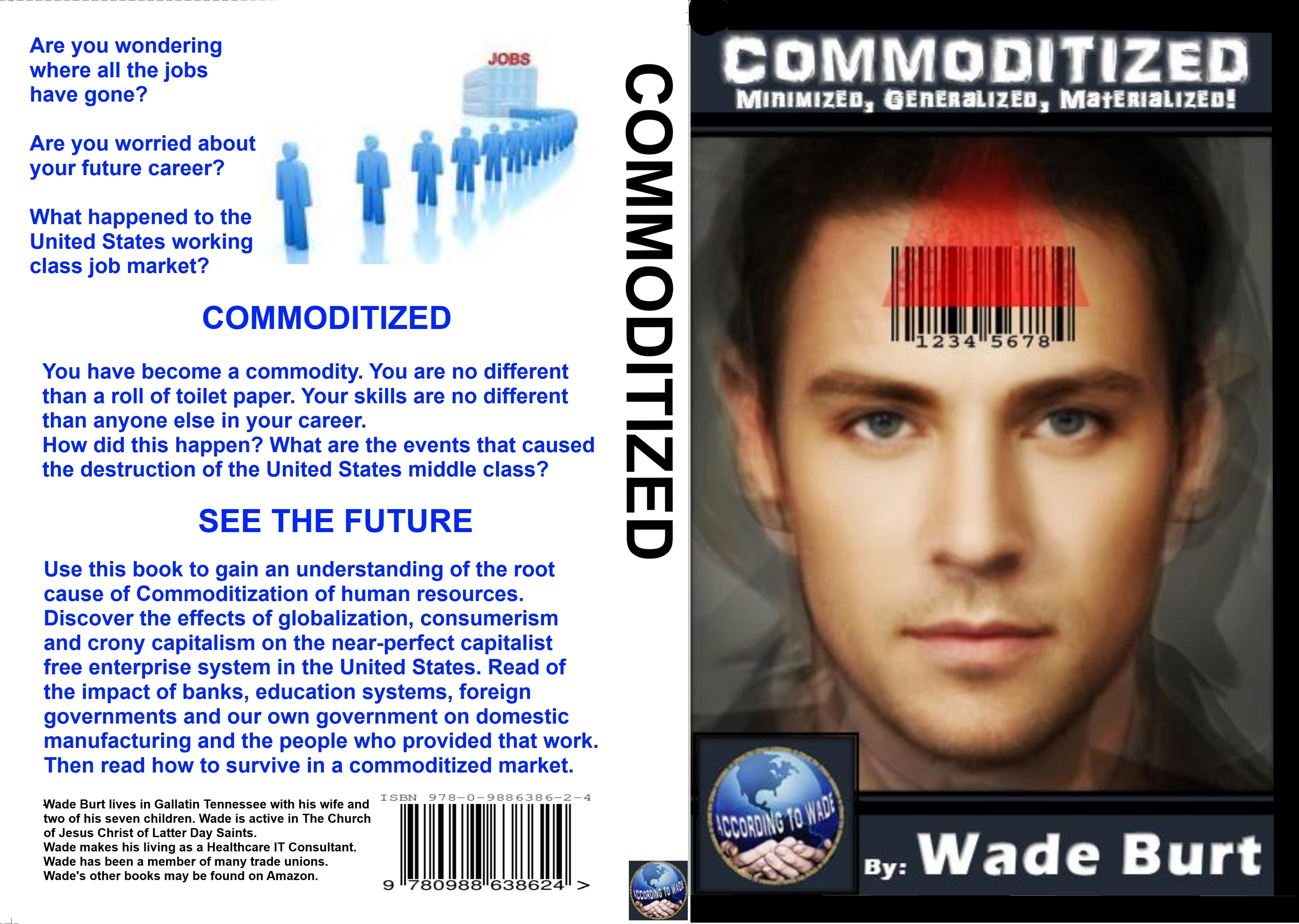 Commoditized cover image