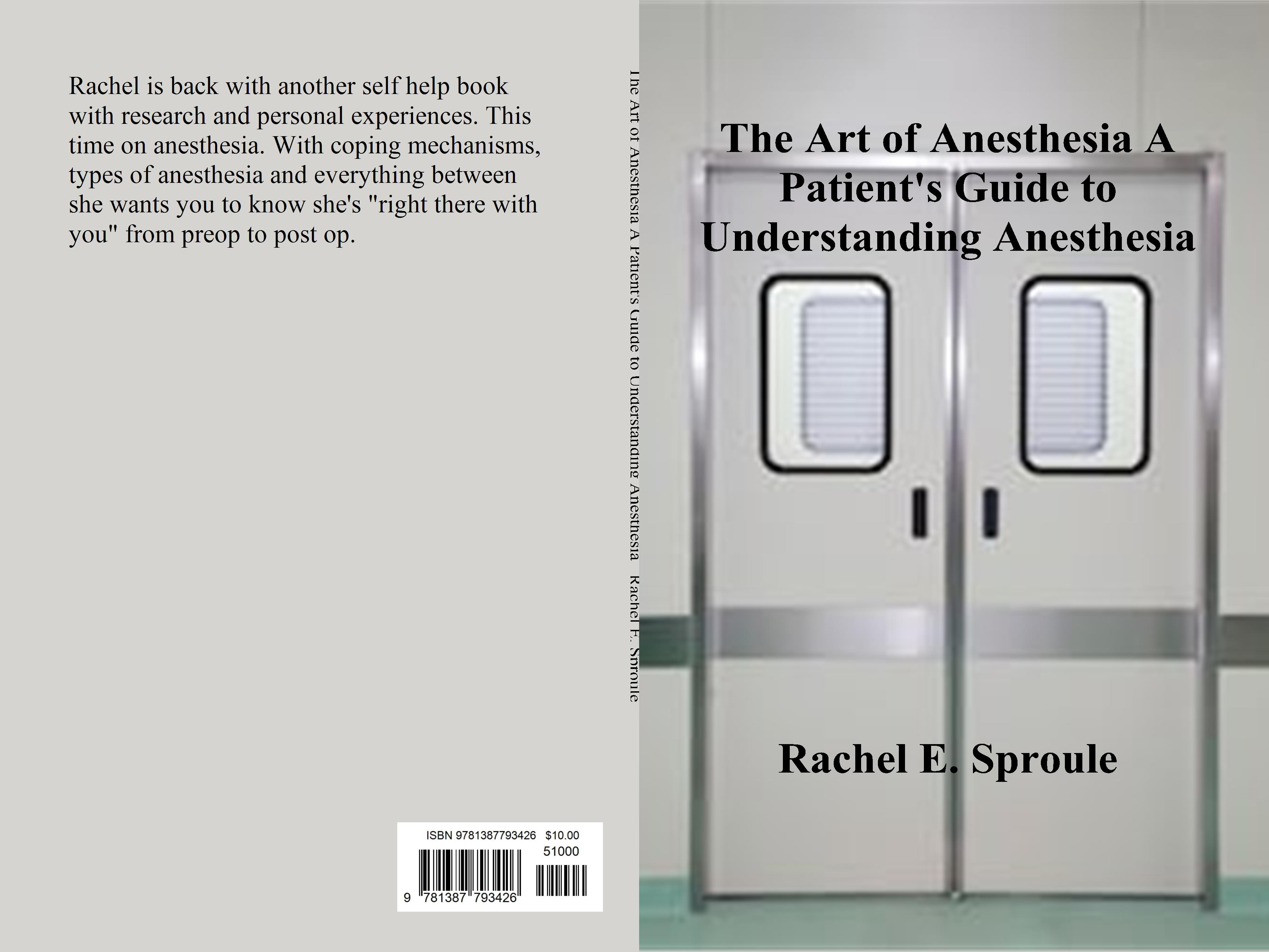 The Art of Anesthesia A Patient