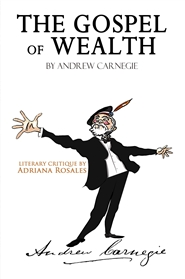 The Gospel of Wealth a Literary Critique cover image