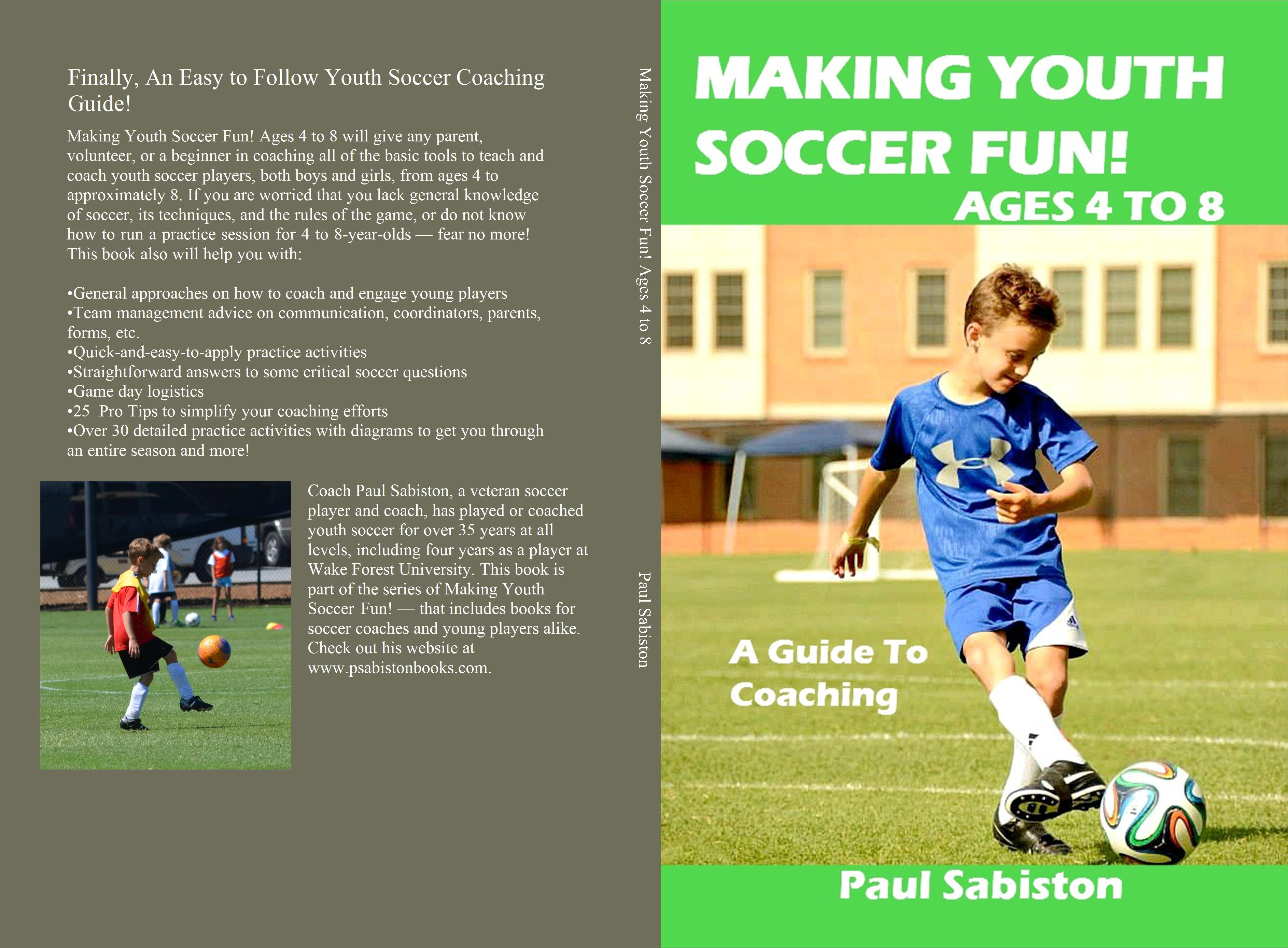 the baffled parents guide to coaching youth soccer