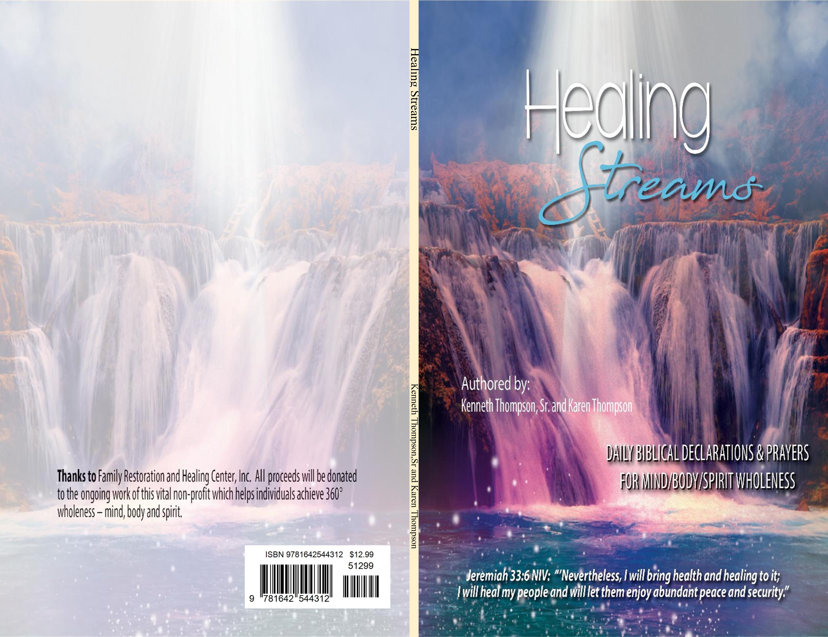 Healing Streams cover image