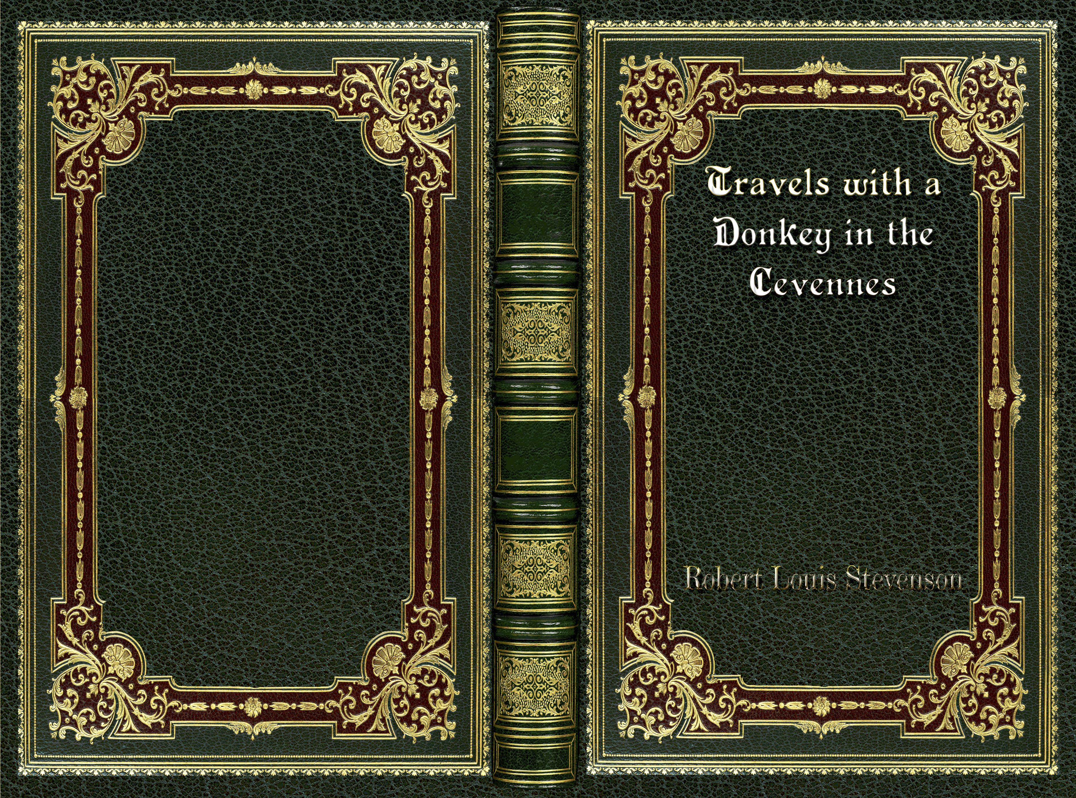 Travels with a Donkey in the Cevennes cover image
