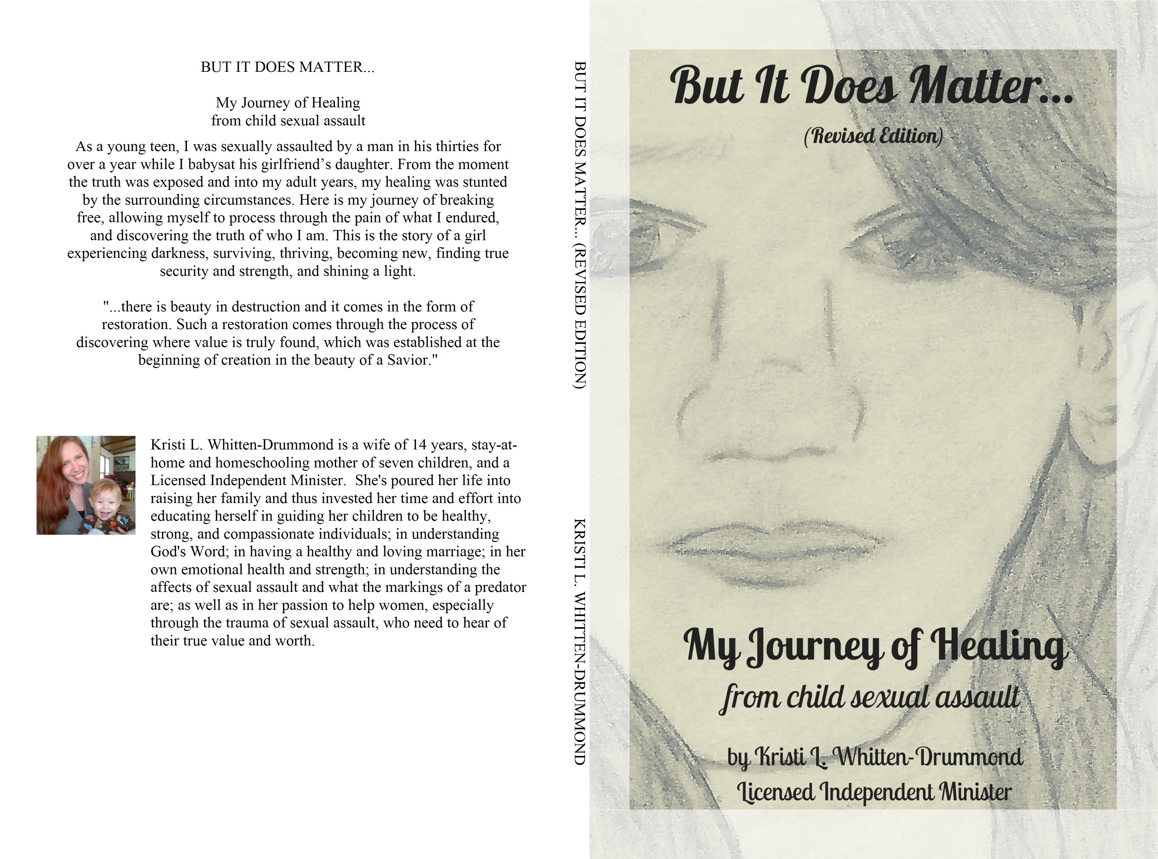 But It Does Matter... (Revised Edition) cover image
