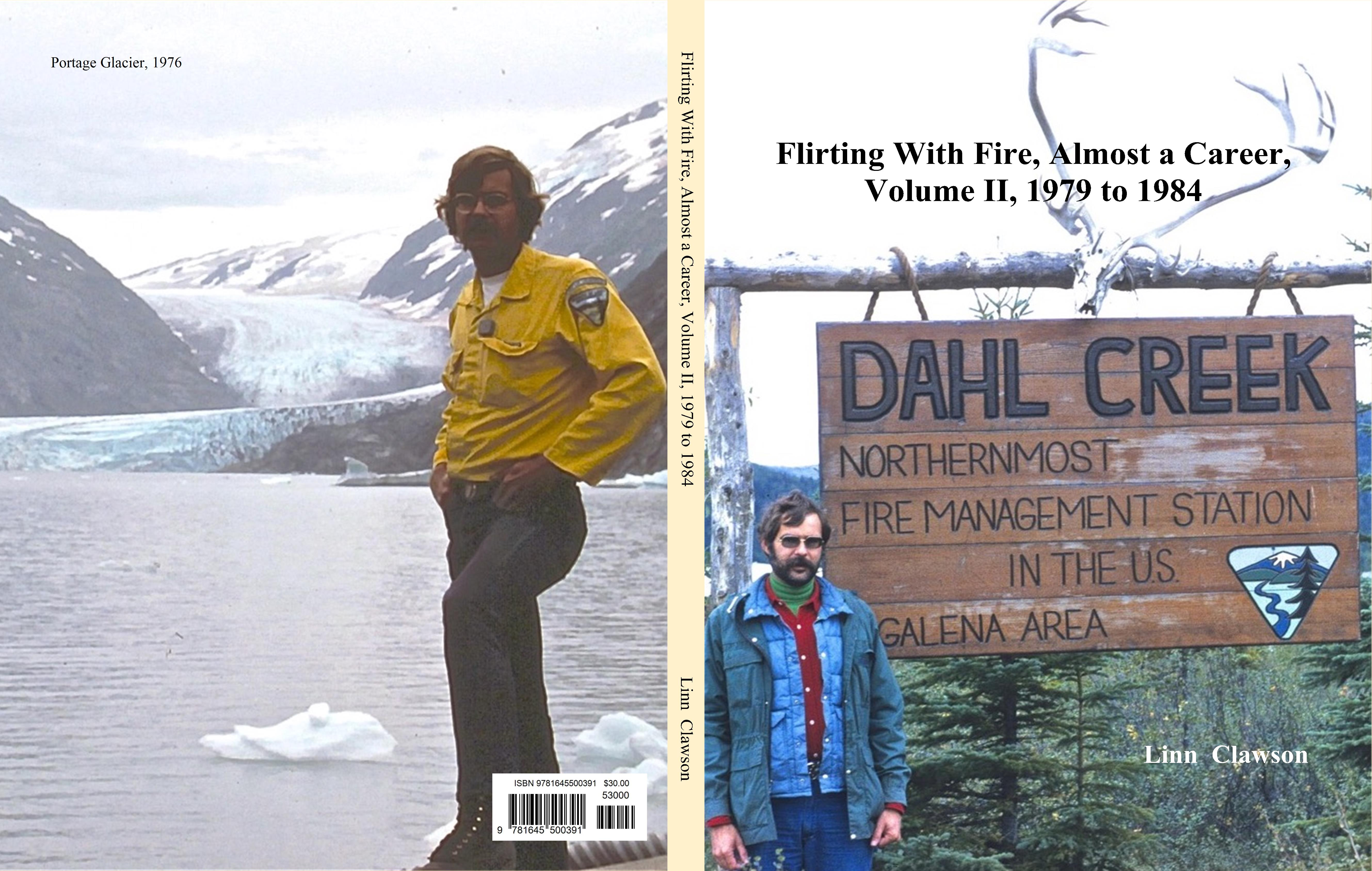 Flirting With Fire, Almost a Career, Volume II, 1979 to 1984 cover image