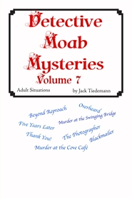 Detective Moab Mysteries Vol 7 cover image