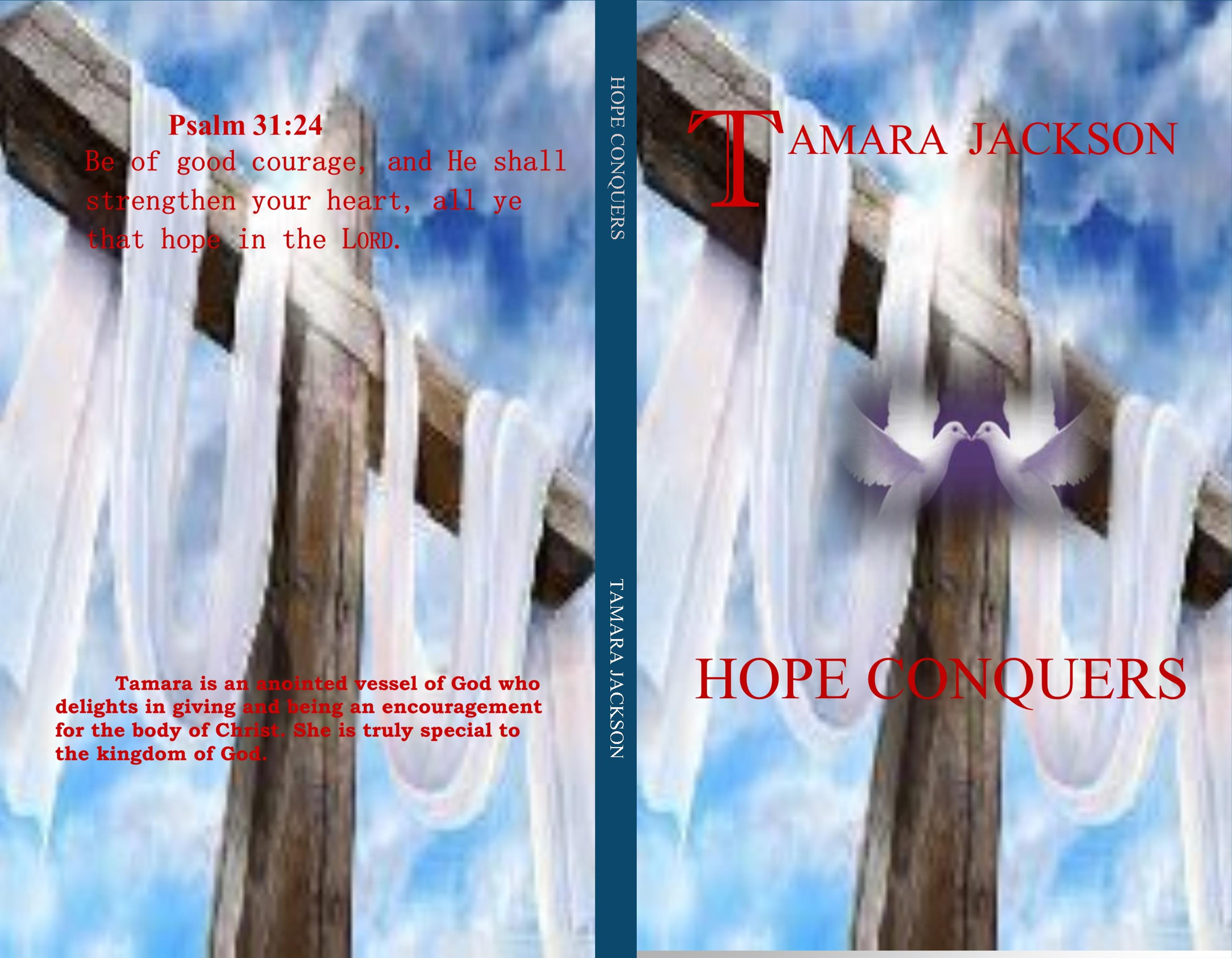 HOPE CONQUERS cover image