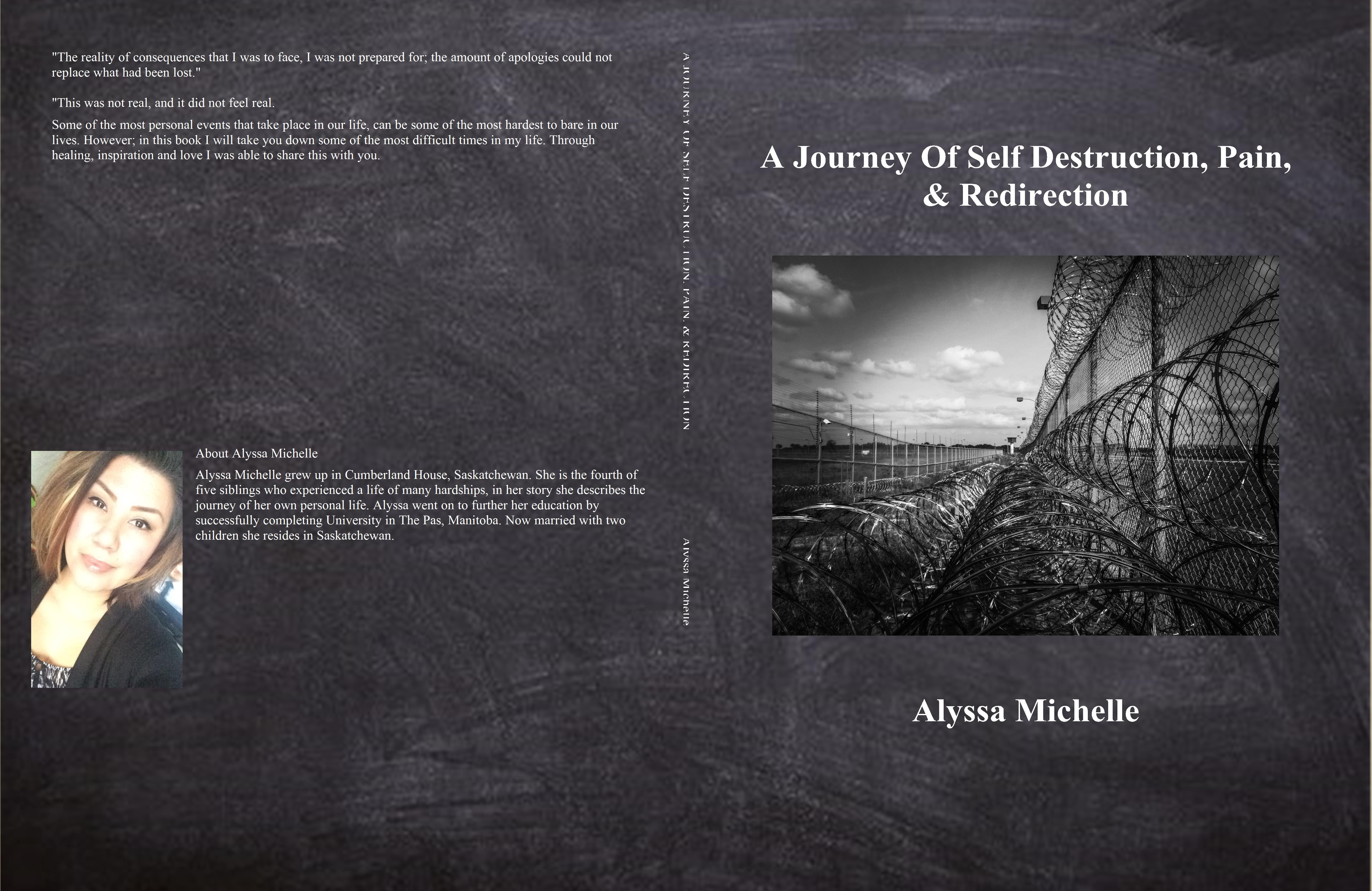 A Journey Of Self Destruction, Pain, & Redirection cover image