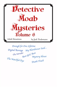 Detective Moab Mysteries Vol 6 cover image