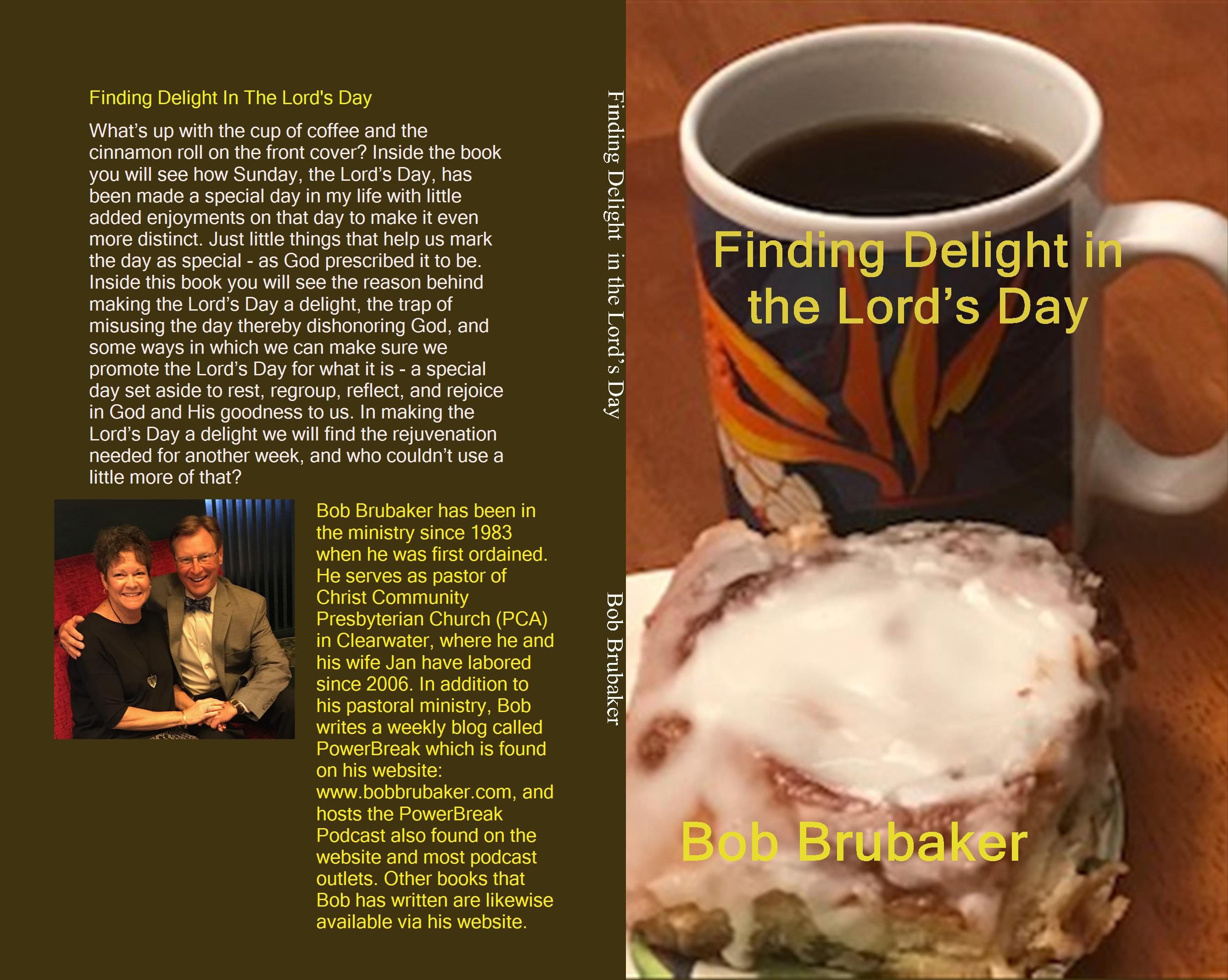 Finding Delight  in the Lord's Day cover image