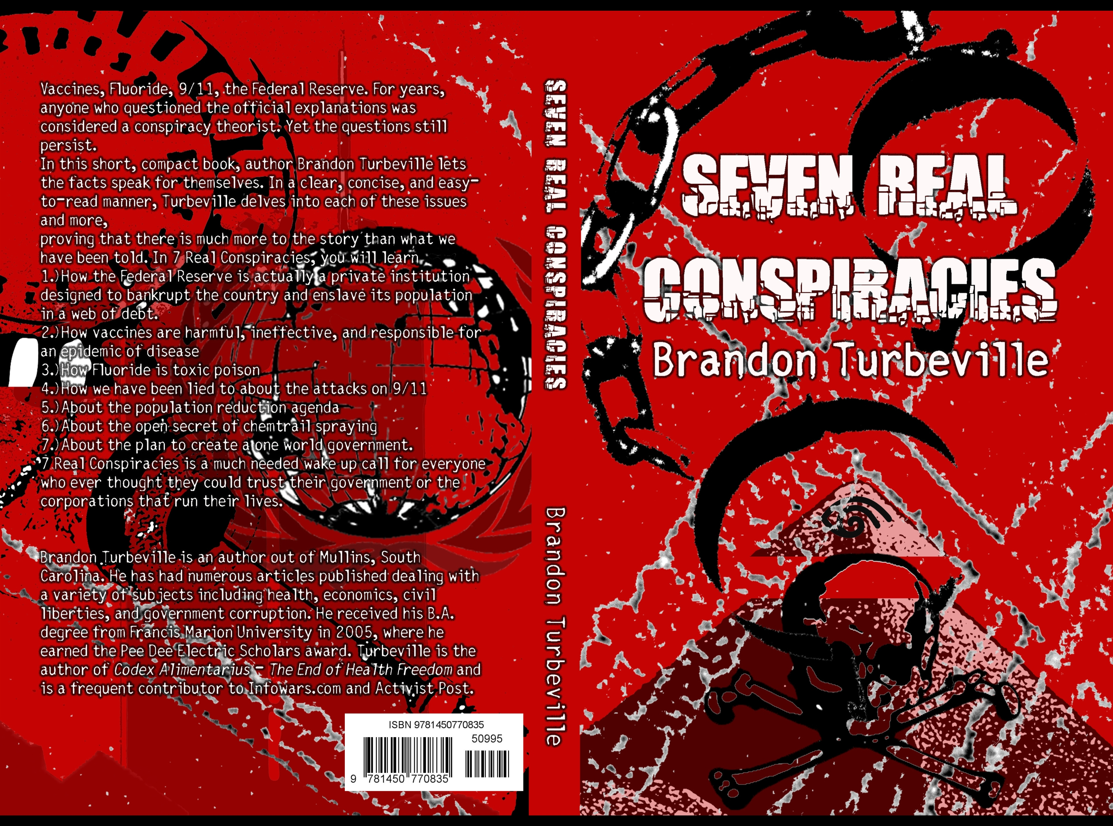 7 Real Conspiracies cover image