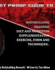 THE BULLET PROOF GUIDE TO BODYBUILDING, FITNESS, DIET, NUTRITION AND SUPPLMENTATION cover image