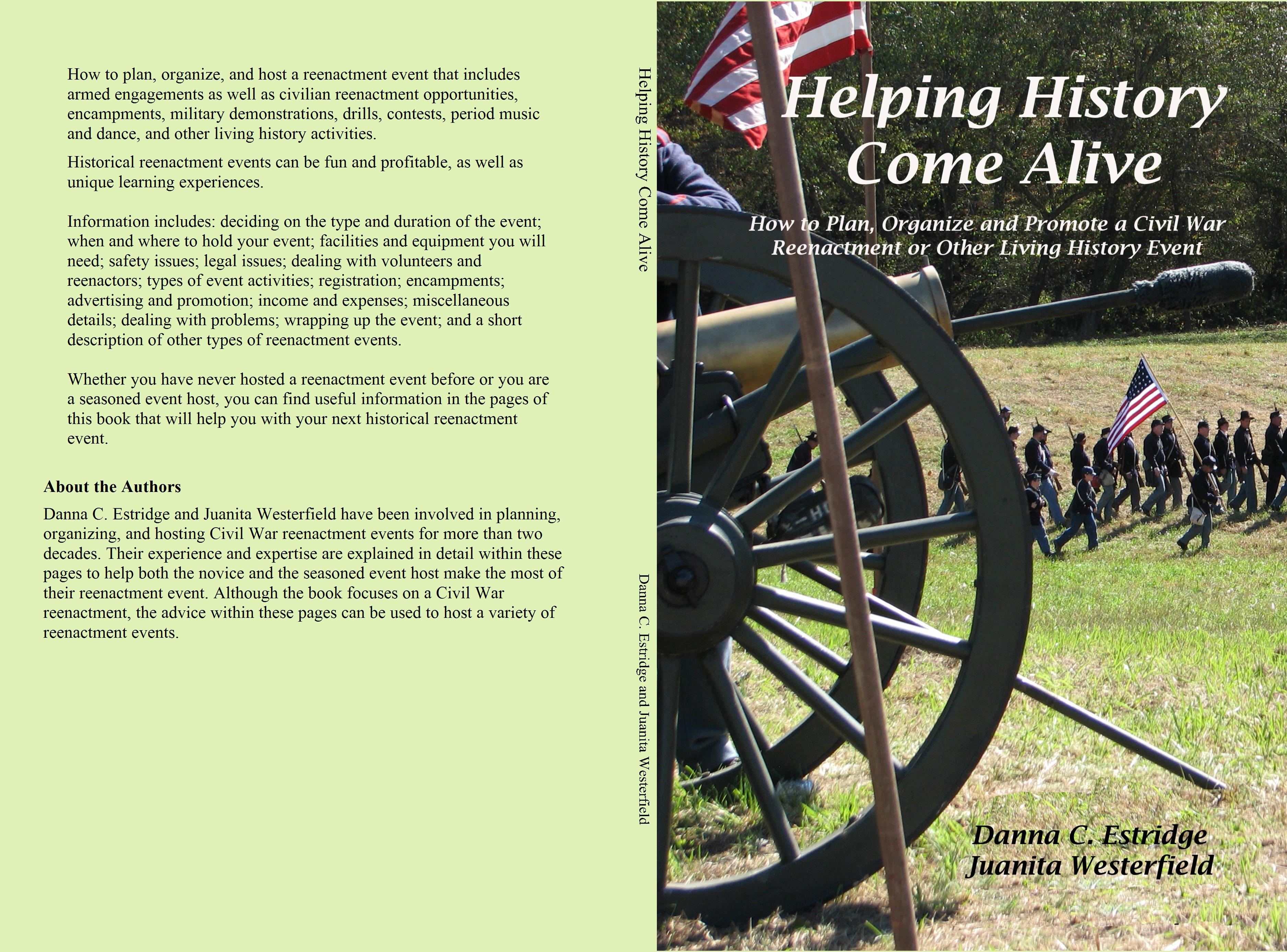 Helping History Come Alive cover image