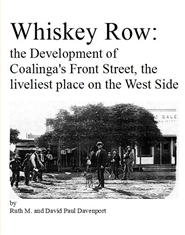 Whiskey Row: the Development of Coalinga