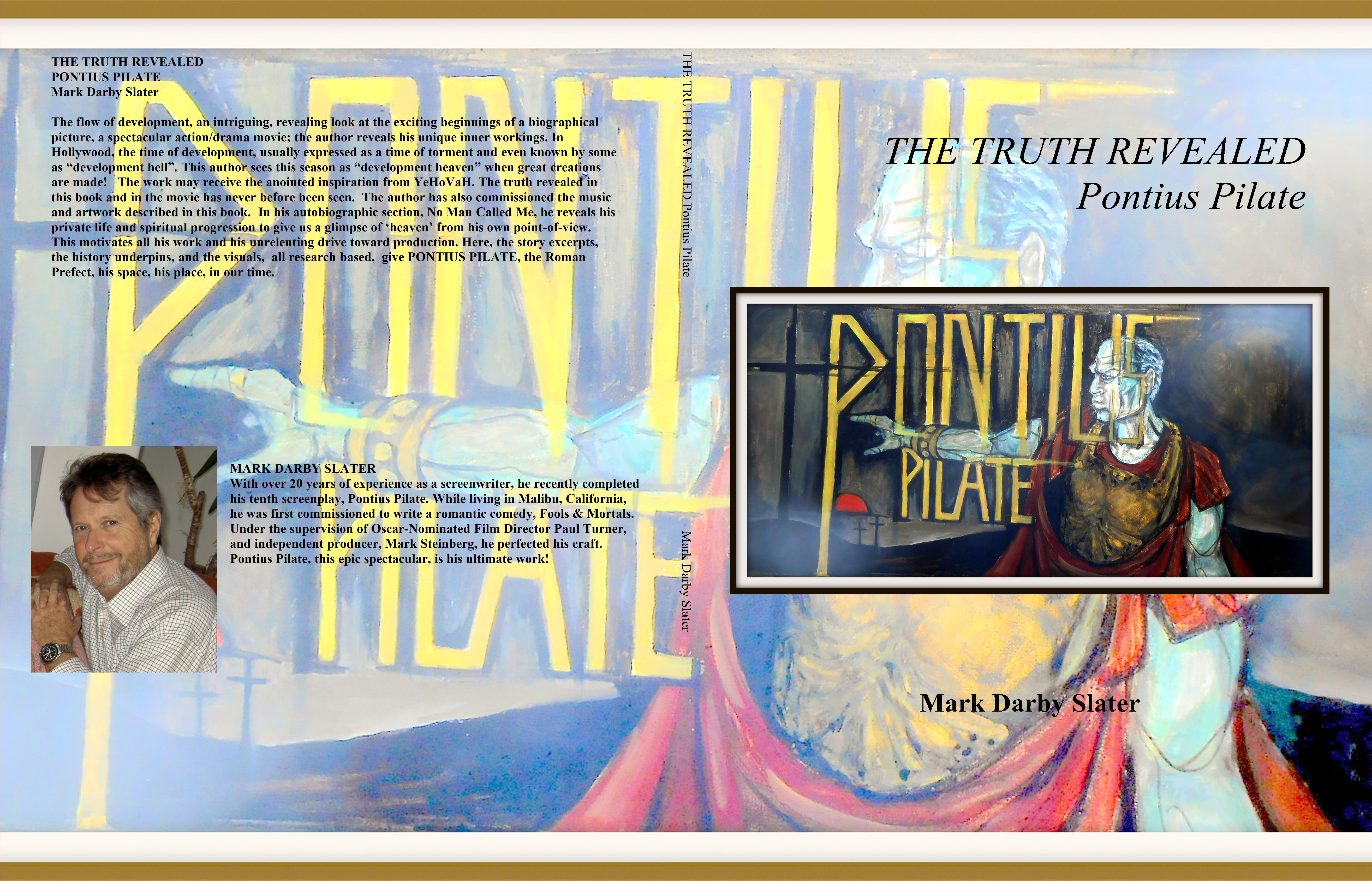THE TRUTH REVEALED Pontius Pilate cover image