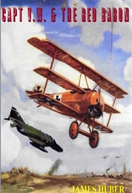 CAPT V. W. and the RED BARON cover image