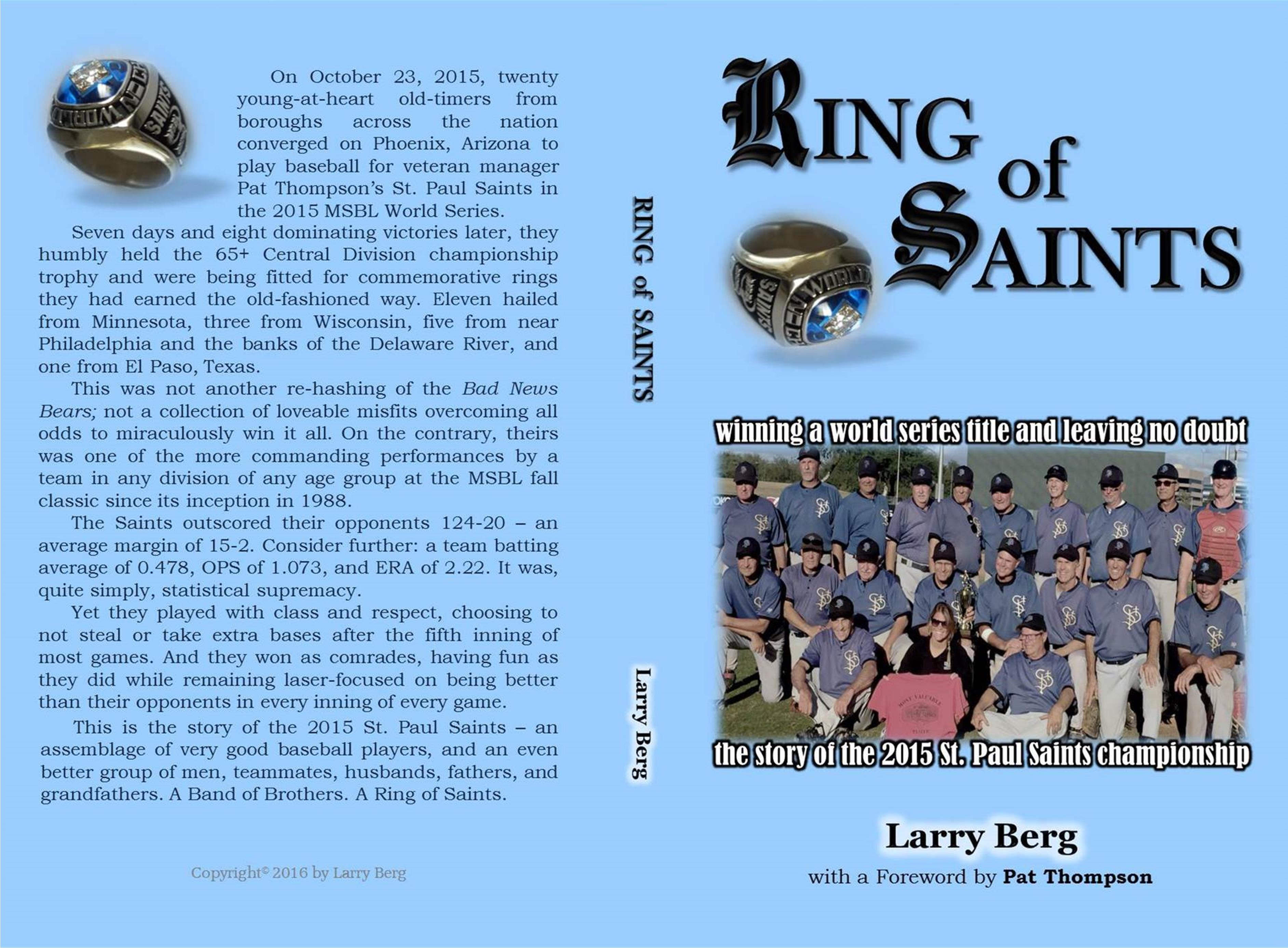 Ring of Saints cover image
