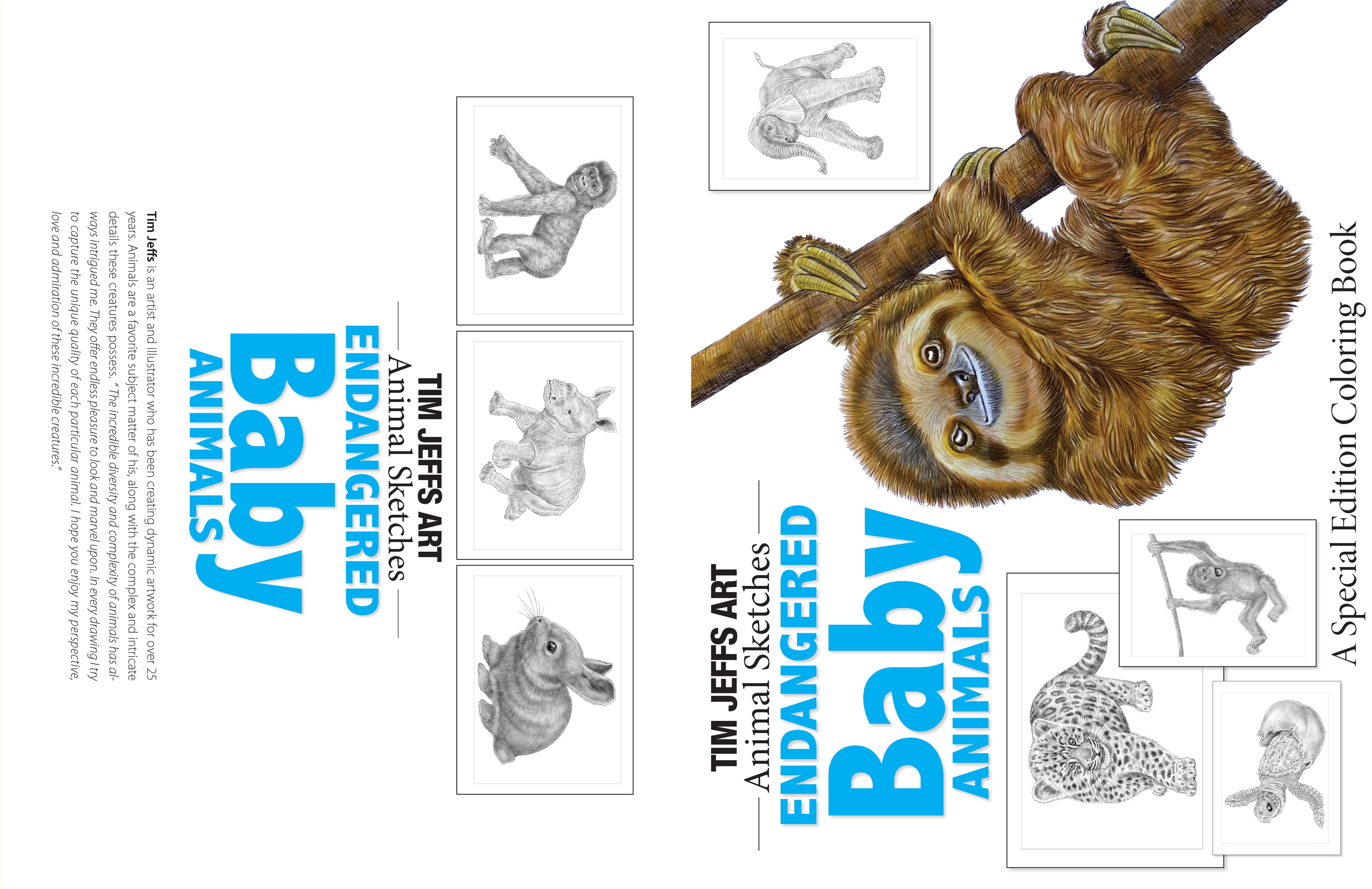 Endangered Baby Animals cover image