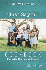 Just Sayin 2 cover image
