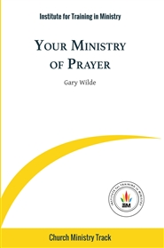 Your Ministry of Prayer cover image