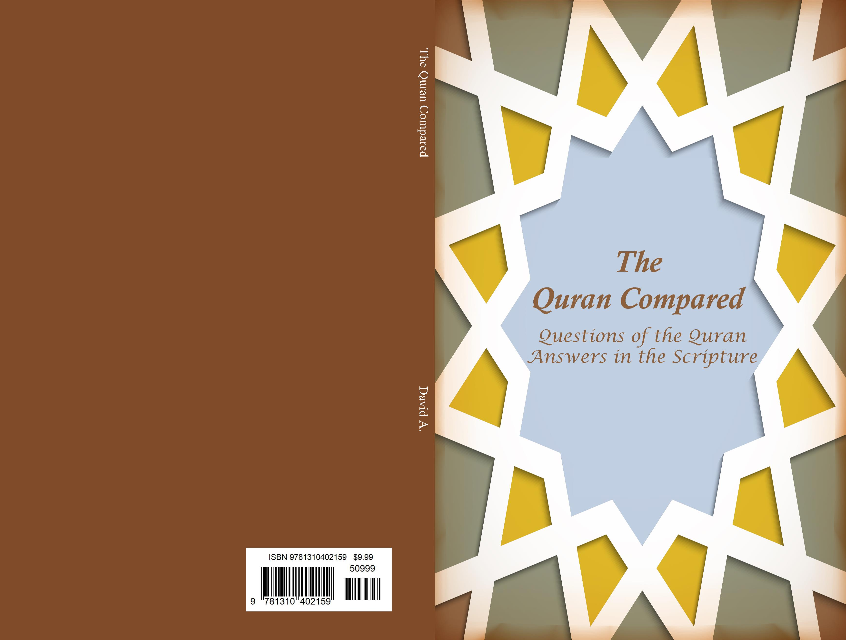 The Quran Compared cover image