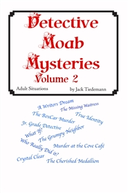 Detective Moab Mysteries - Volume 2 cover image