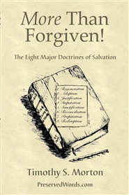 More Than Forgiven! cover image