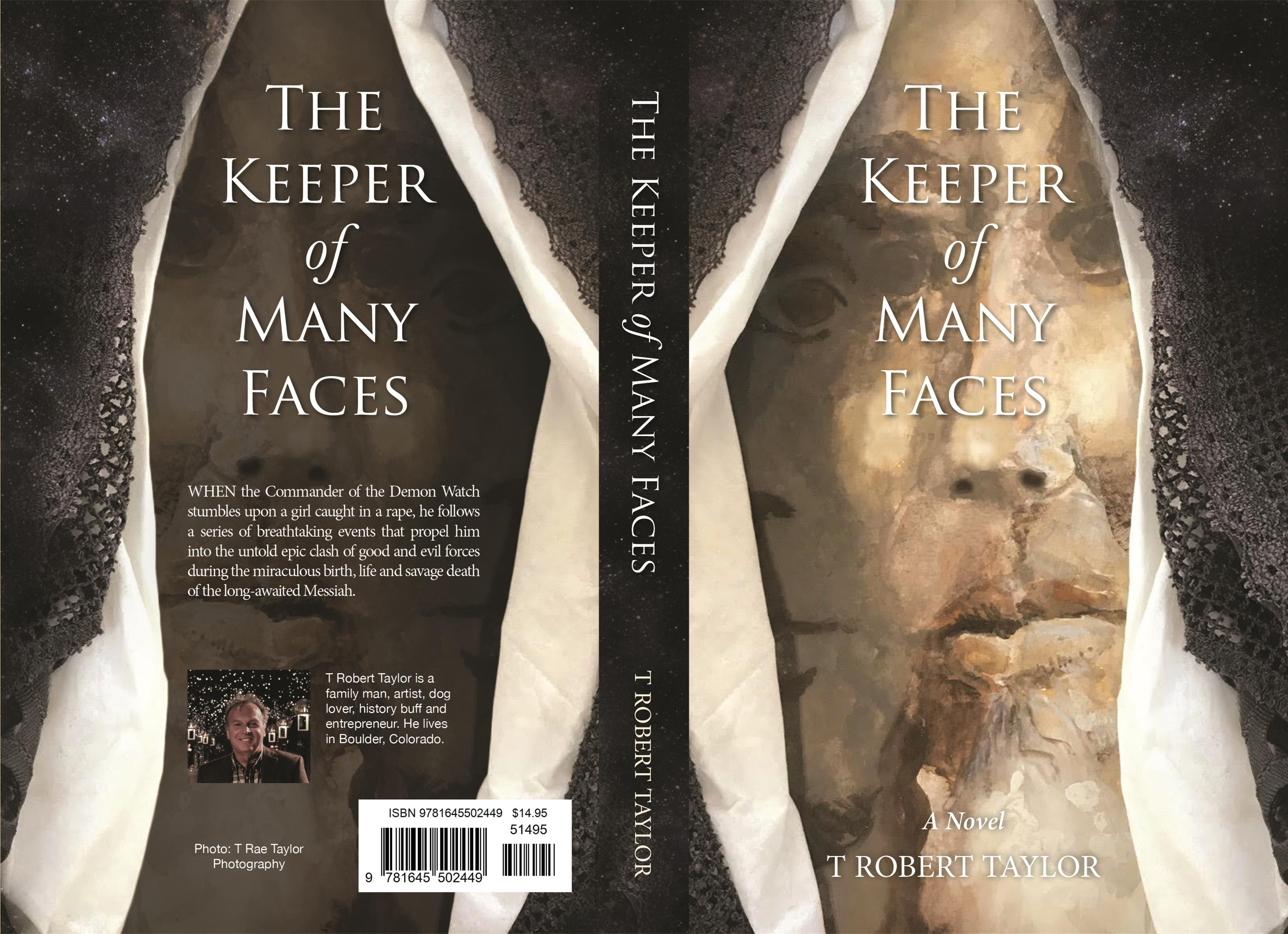 The Keeper of Many Faces cover image