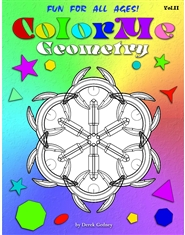 ColorMe Geometry Vol.II cover image